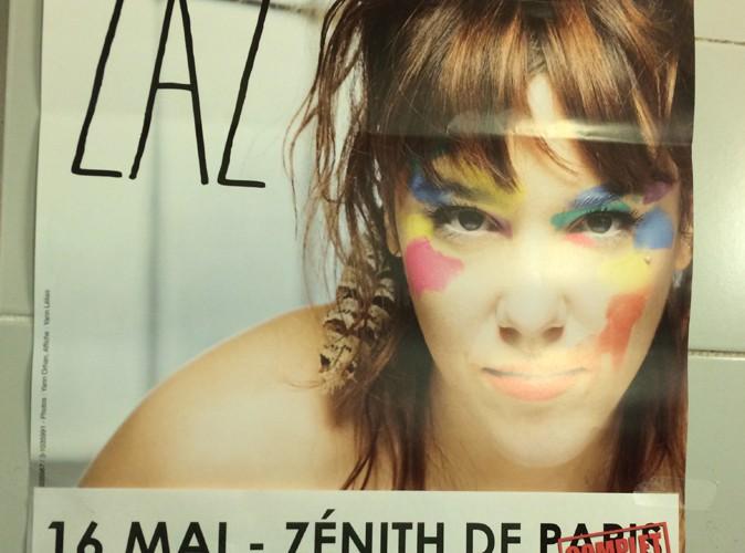 Zaz : son concert (complet) au Zénith de Paris, on y était !