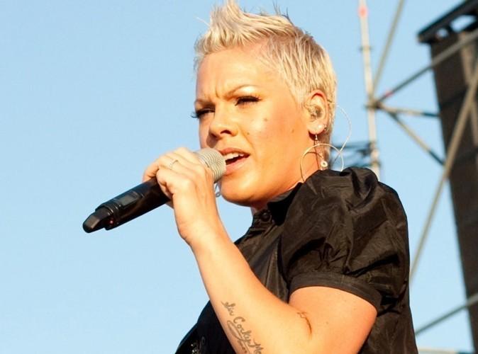 Pink : elle tacle Chris Brown pendant que son mari s'en prend à Katy Perry !