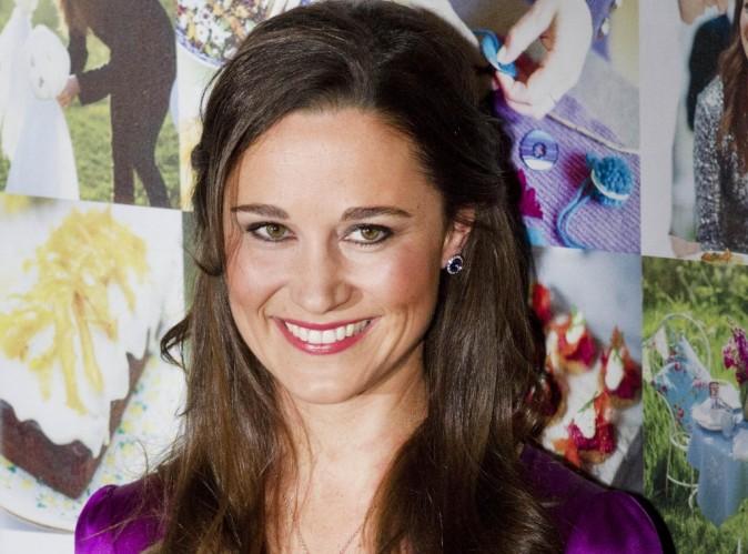 Pippa Middleton : la soeurette de la duchesse de Cambridge devient chroniqueuse pour un supermarché anglais !