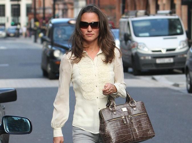 "Pippa Middleton : ""so in love"", elle embrasse son mec dans la rue !"
