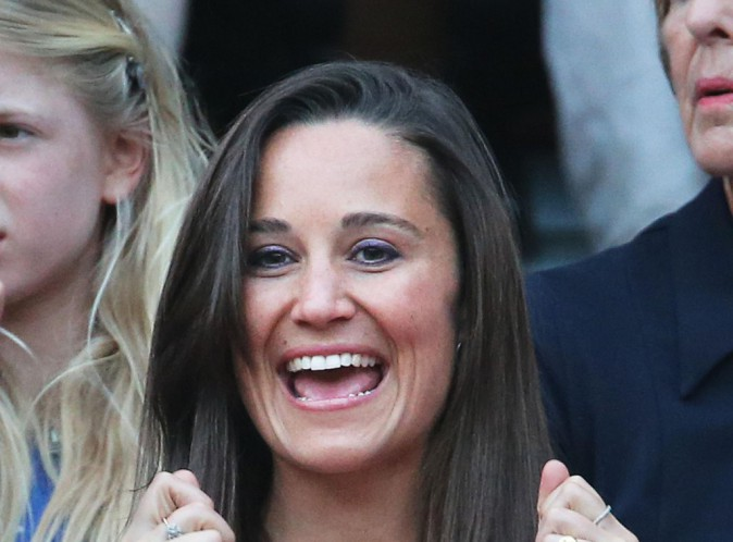"Pippa Middleton : son nouveau statut de ""tata"" la ravit au plus haut point !"