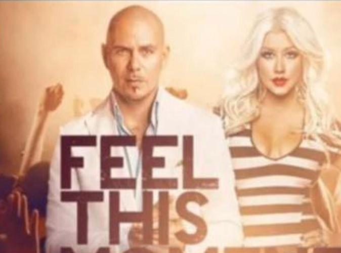 Pitbull : découvrez son nouveau titre en featuring avec Christina Aguilera !