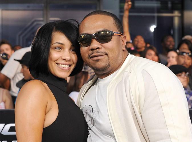 Pour la deuxième fois, la femme de Timbaland demande le divorce !