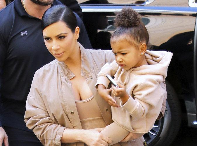 Prête à tout pour North et Saint, Kim Kardashian répond à ses haters
