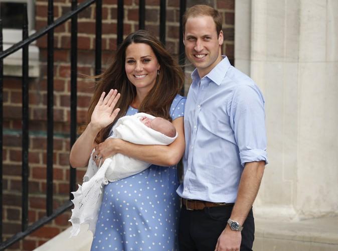 Prince George : découvrez la liste complète de ses parrains... Harry et Pippa évincés !