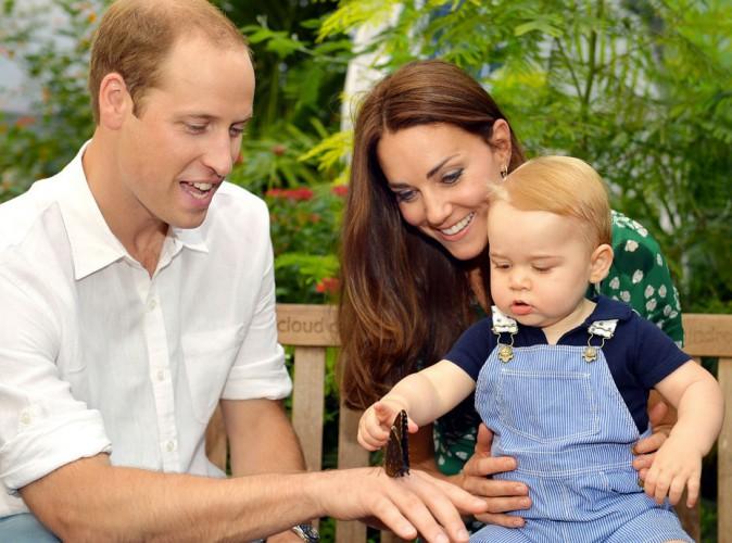 Prince George : les 706 cadeaux improbables qu'il a reçus en 2014 !