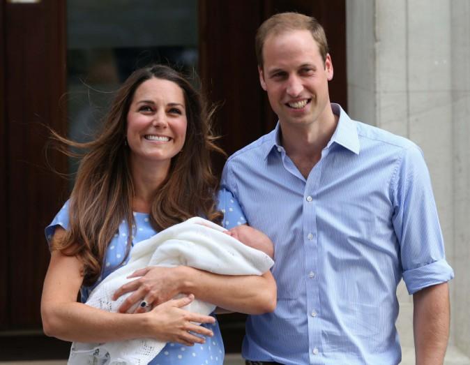 Prince George : on vous dévoile son certificat de naissance !