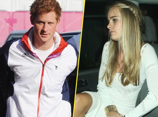 Prince Harry : il se remet avec son ex-girlfriend, Cressida Bonas !