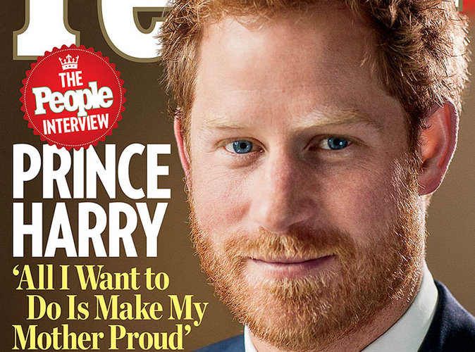 """Prince Harry : """"je vais essayer de passer le reste de ma vie à combler le vide que ma mère a laissé"""""""