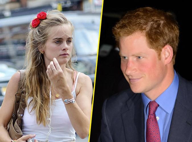 Prince Harry : un mariage avec Cressida Bonas pour très bientôt !