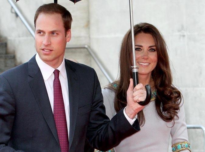 Prince William et Kate Middleton : ils ont fêté leur premier anniversaire de mariage aujourd'hui !