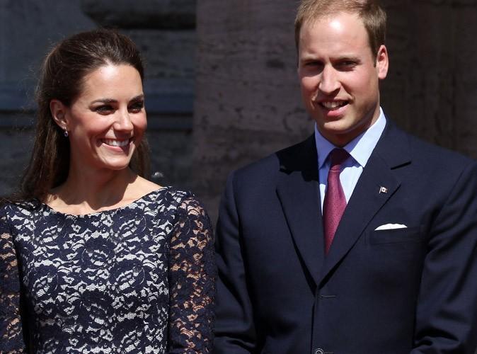 Prince William et Kate Middleton : mariage le samedi et repos le dimanche…un drôle de premier anniversaire !