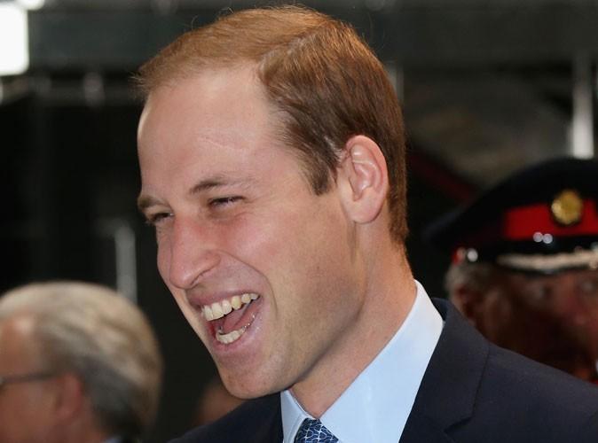 Prince William : il se porte au secours d'un enfant malade !