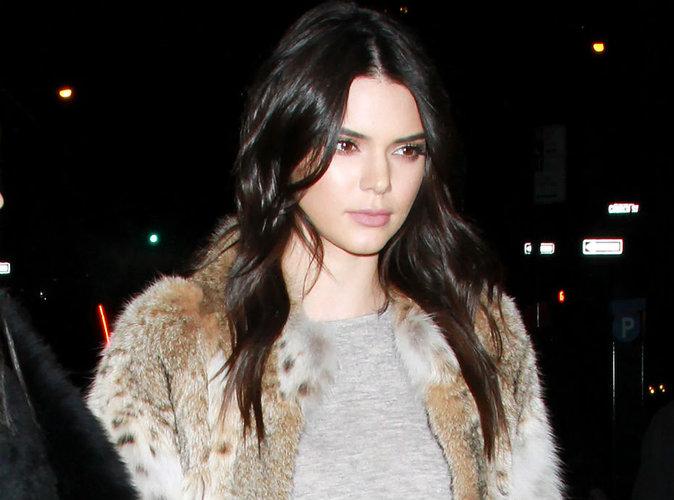Quand Kendall Jenner livre des pizzas à la Fashion Week !