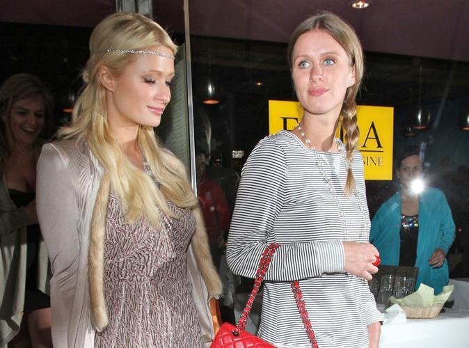 Quand Nicky Hilton suit les traces de sa sœur Paris c'est la police qui a du travail !