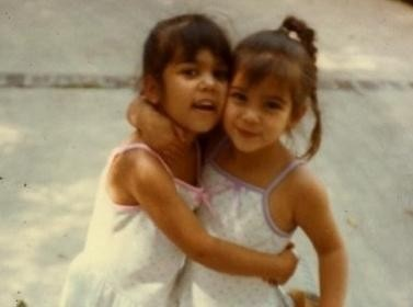 Qui sont ces deux adorables fillettes ?