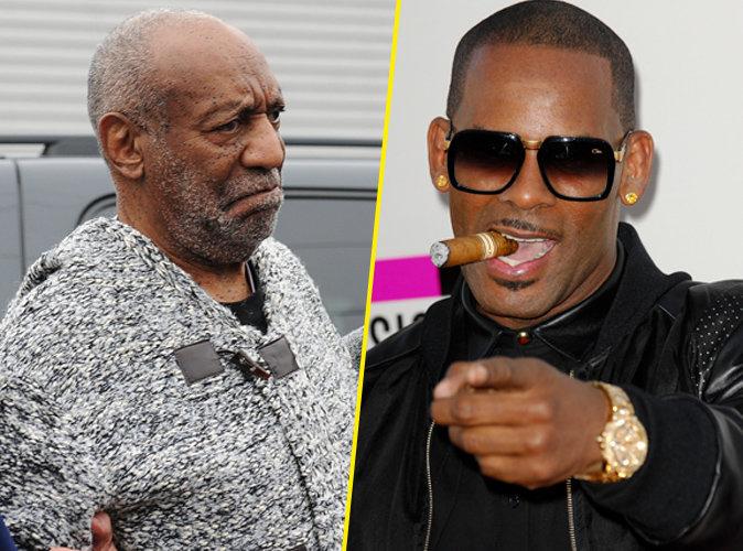 R-Kelly : il soutient Bill Cosby accusé d'agressions sexuelles