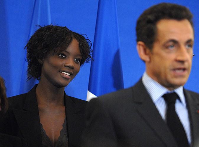 """Rama Yade : """"Nicolas Sarkozy est mon héros !"""""""