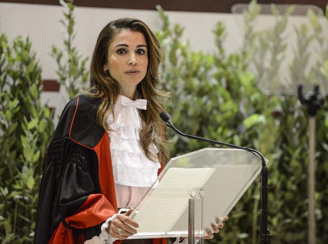 Rania de Jordanie : sa réponse cinglante à Charlie Hebdo !