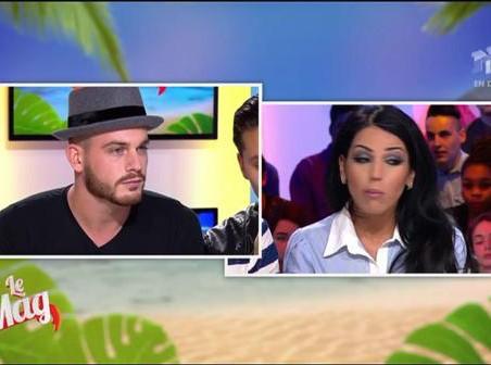 Raphaël et Siham : les insultes fusent en direct dans Le Mag !