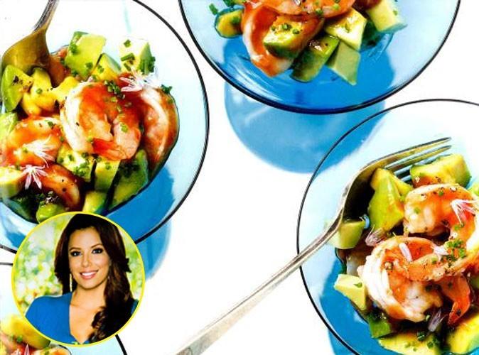 Recette de star : testez le cocktail de crevettes d'Eva Longoria !