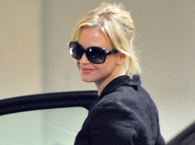 Renee Zellweger déménage, elle quitte l'appartement de Bradley Cooper !