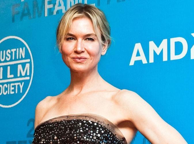 Renée Zellweger : Elle a fêté ses 42 ans en solo... Enfin pas vraiment !