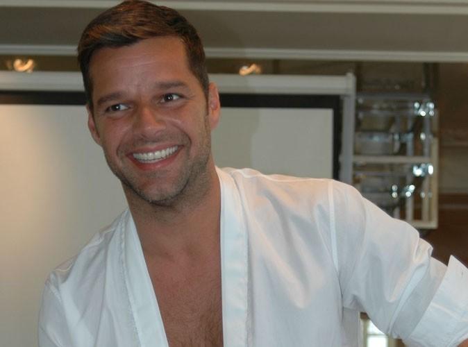 Ricky Martin : il a prévu d'avoir une petite fille en 2012 !