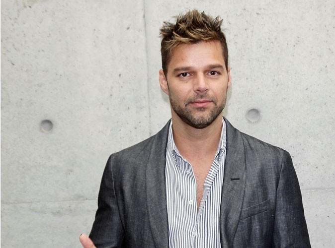 Ricky Martin : un papa fou de ses deux bouts d'chou !