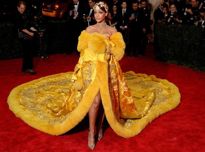 Rihanna : absente au Met Gala 2016, sa