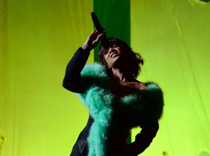 Rihanna : Attaqu�e en justice pour avoir annul� un concert !