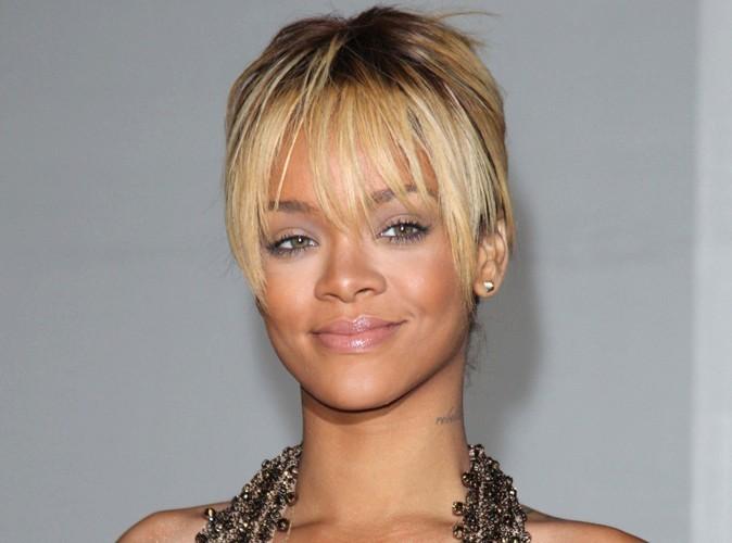 Rihanna : c'est elle qui a tout fait pour enregistrer avec Chris Brown !