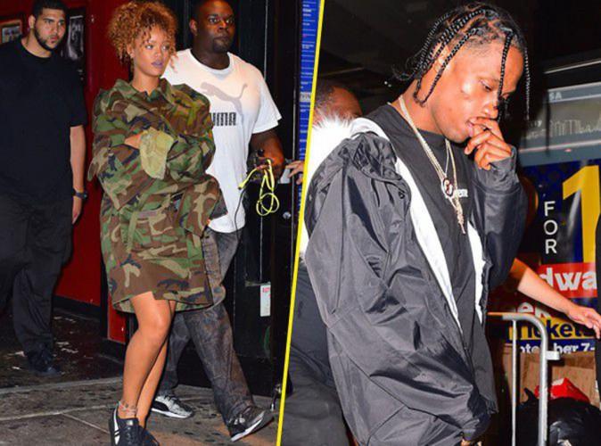 Rihanna : danse lascive et sacré déhanché, elle sait comment plaire à Travis Scott !
