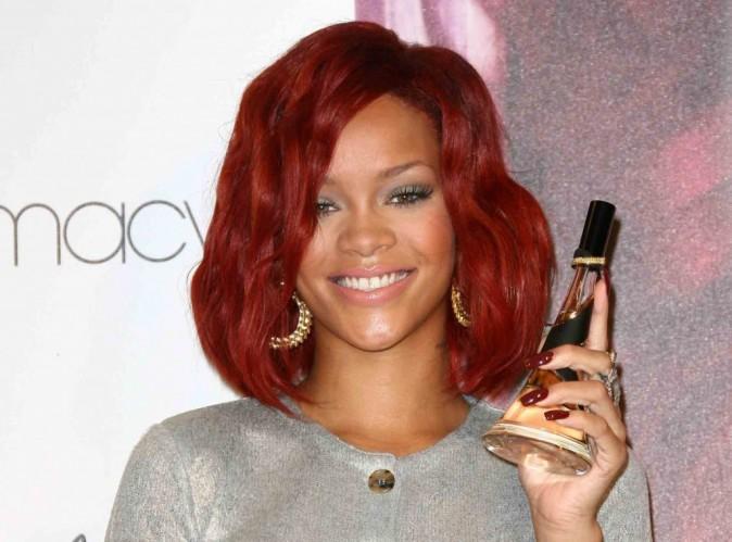 Rihanna dévalise un sex-shop en Australie !