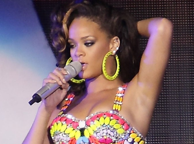 Rihanna : écoutez Princess Of China, son duo avec Coldplay !