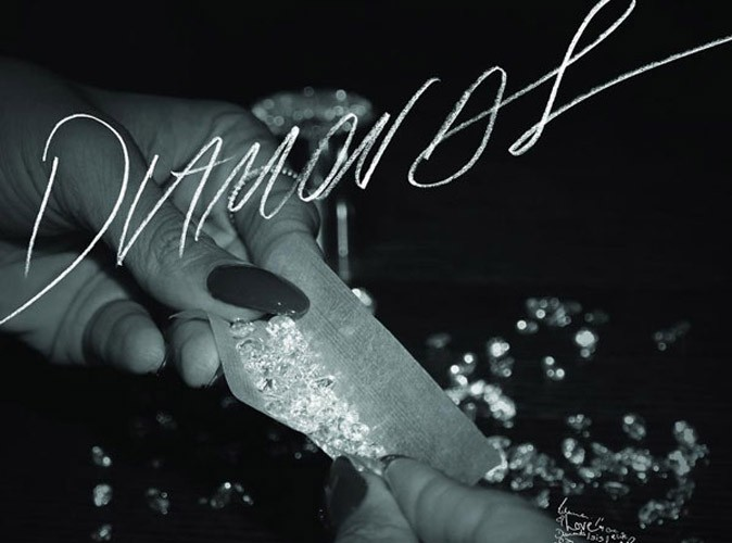 "Rihanna : écoutez son nouveau single ""Diamonds""... On adore déjà !"