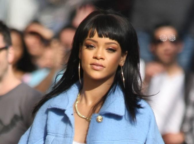 Rihanna : elle d�voile un nouveau titre en live !