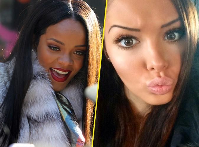 Rihanna : elle ne veut pas de Nabilla à sa table !