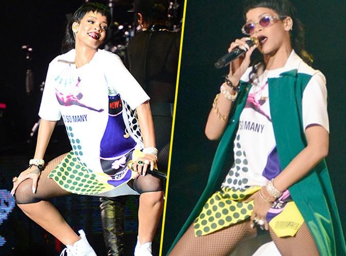 Rihanna : elle raconte ses mésaventures dans un sex-club !