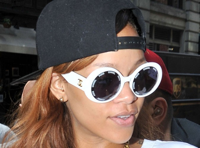 Rihanna : elle reprend ses distances avec Chris Brown !