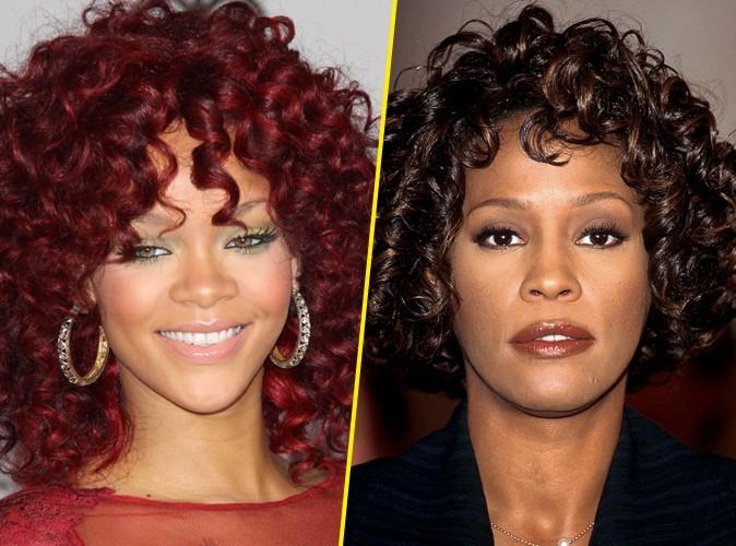 Rihanna : elle tient à jouer Whitney Houston au cinéma !