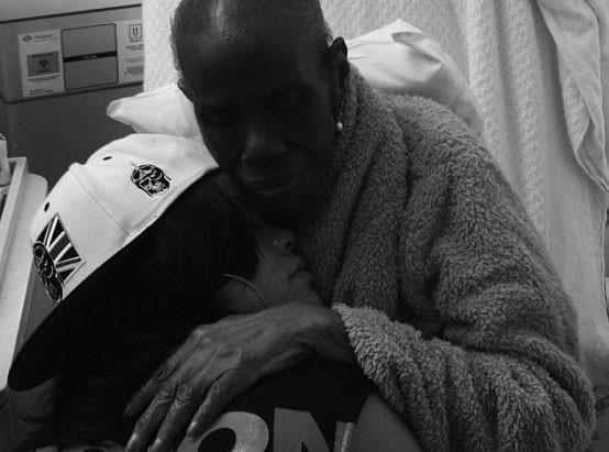 Rihanna : elle traverse tout le pays pour voir sa grand-mère très malade !