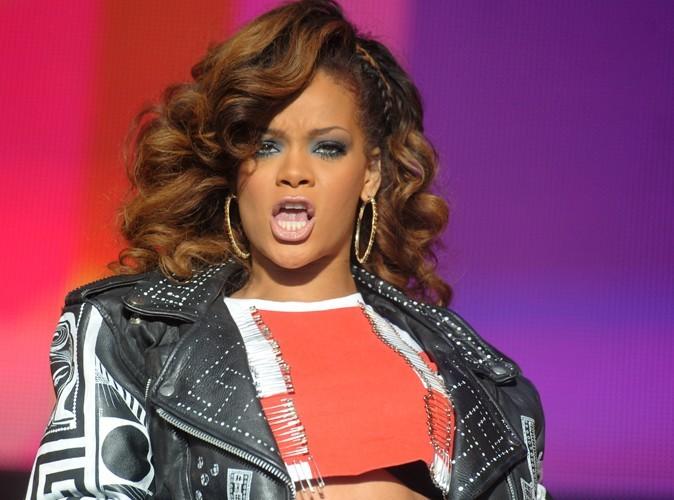 Rihanna : elle vire mal…