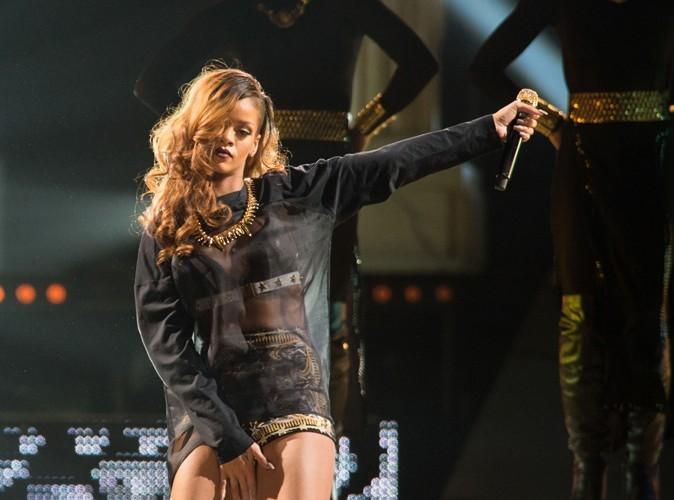 Rihanna : enceinte ? Elle court, elle court, la rumeur...