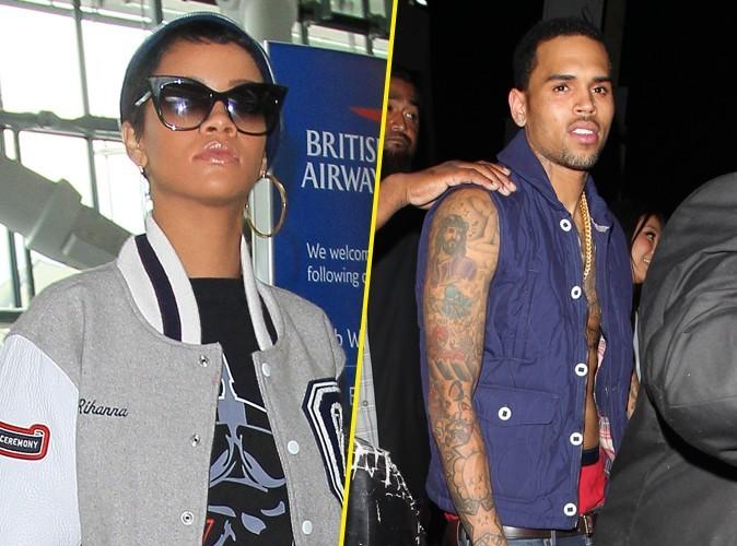 Rihanna : encore un message de soutien à Chris Brown !