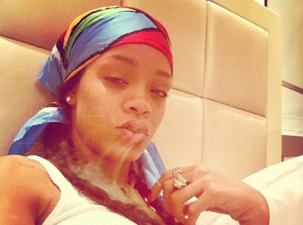 Rihanna : encore un petit message pour Chris Brown ?