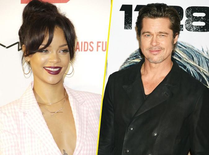 Rihanna et Brad Pitt : duo improbable pour la bonne cause !
