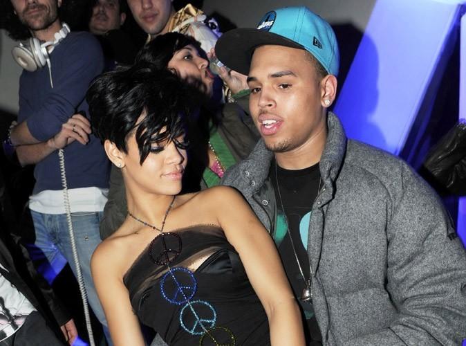 Rihanna et Chris Brown : bisous, câlins dans les toilettes... Une vraie nuit torride à New-York !