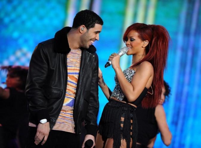 Rihanna et Drake : ils fricotent de nouveau ensemble !