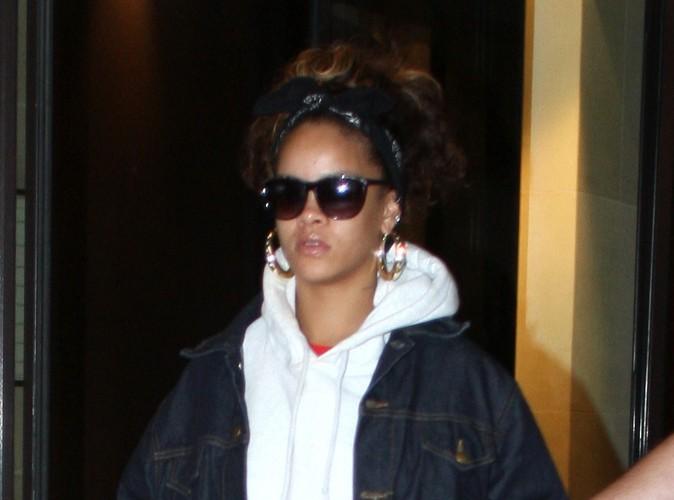 Rihanna : hospitalisée en Suède !